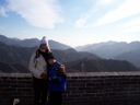 Great Wall - minus 17 degrees, Beijing 2006