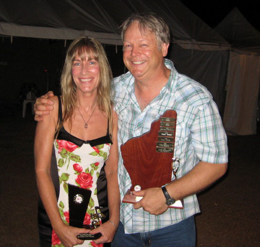 2010 WA Country Duo Award